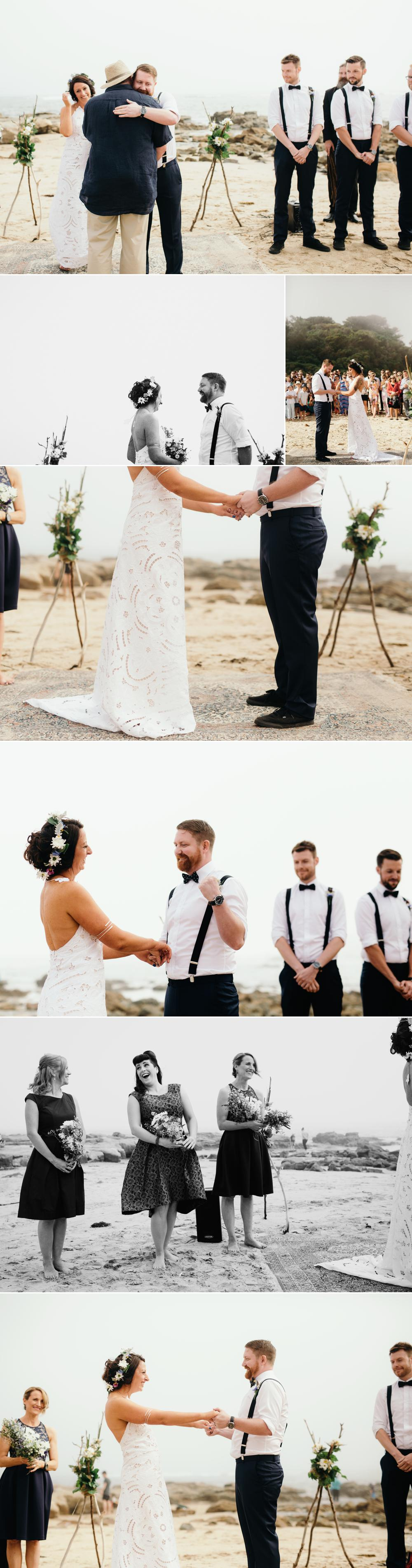 Serrin and Dave married 13